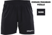 Tatu Naisten Shortsit - Craft Progress Practise Shorts W